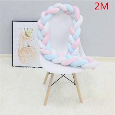 Braid Knot Baby Bumper