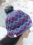 Alpine Beanie in Twilight
