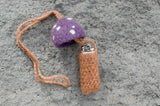 crochet lighter leash