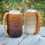 PDF Pattern, Crochet Can Cozy