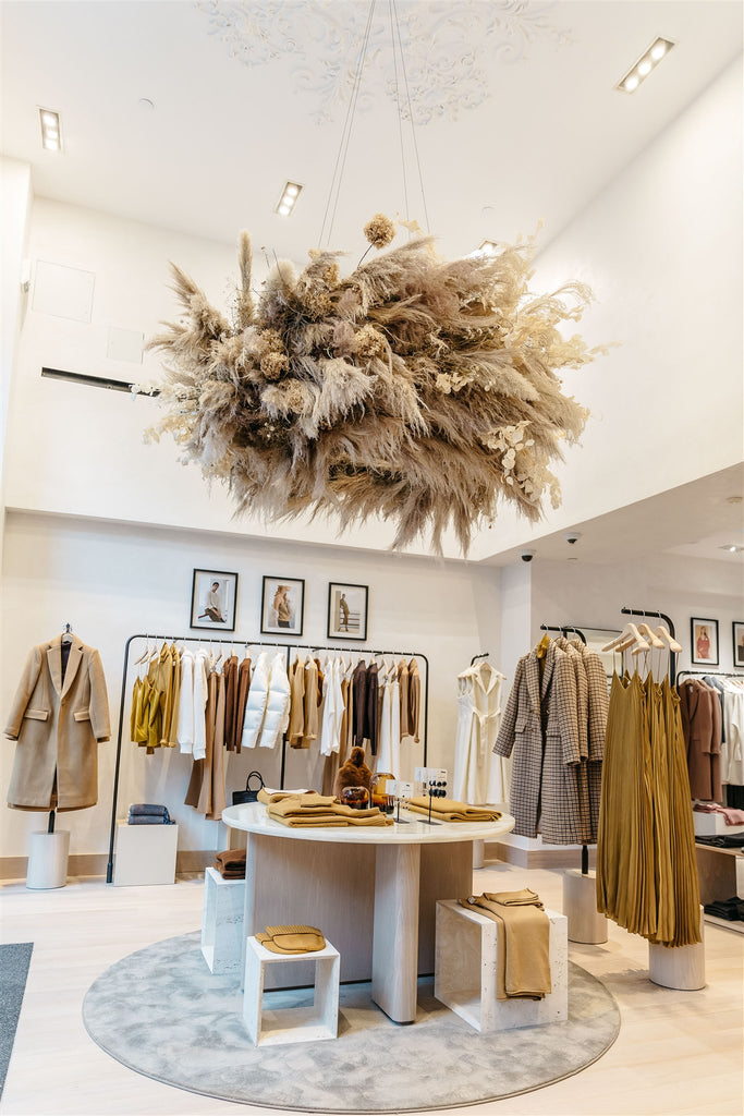 Columbus Avenue Store Relaunch with Club Monaco
