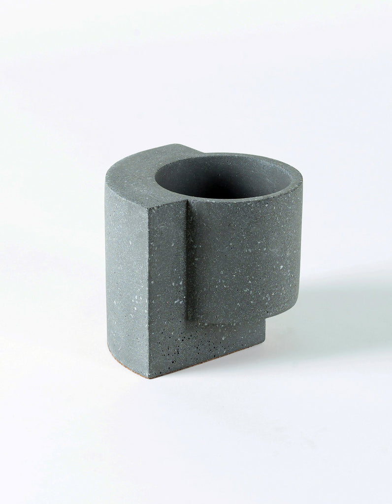 Platform Planter Small Graphite
