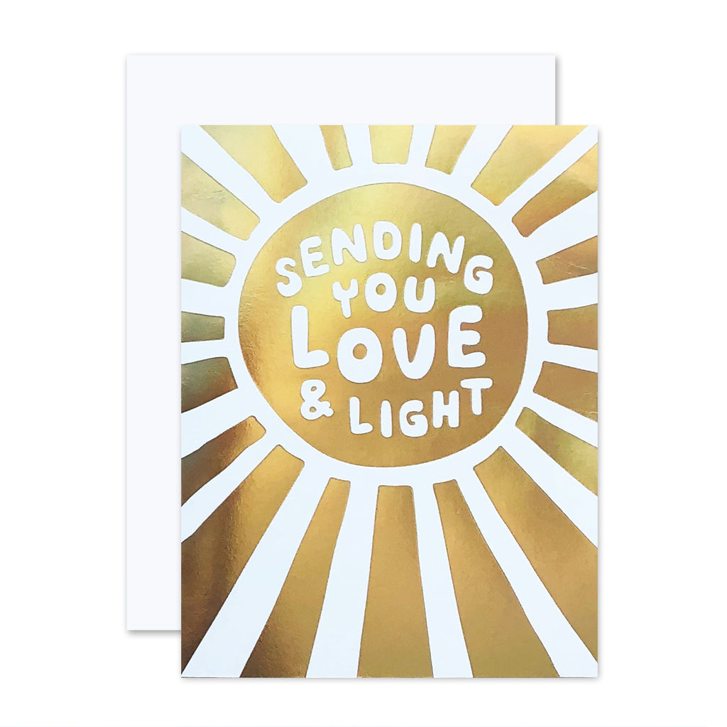 Love & Light Card