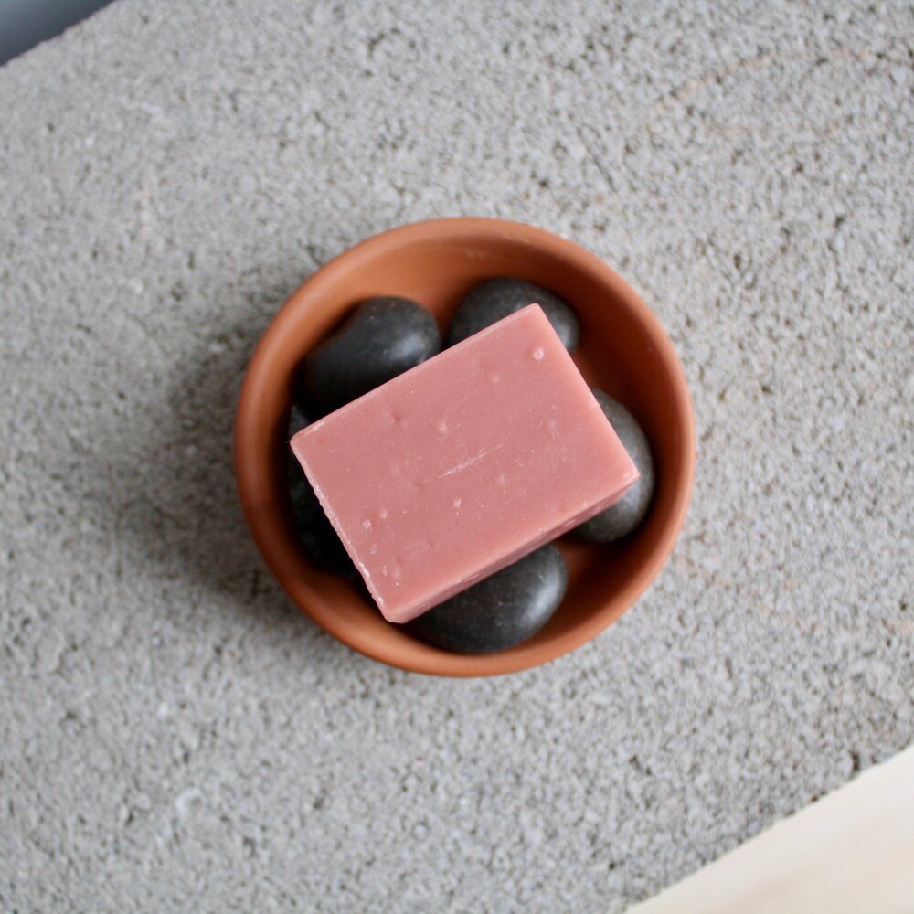Mater Soap, Rose Bar