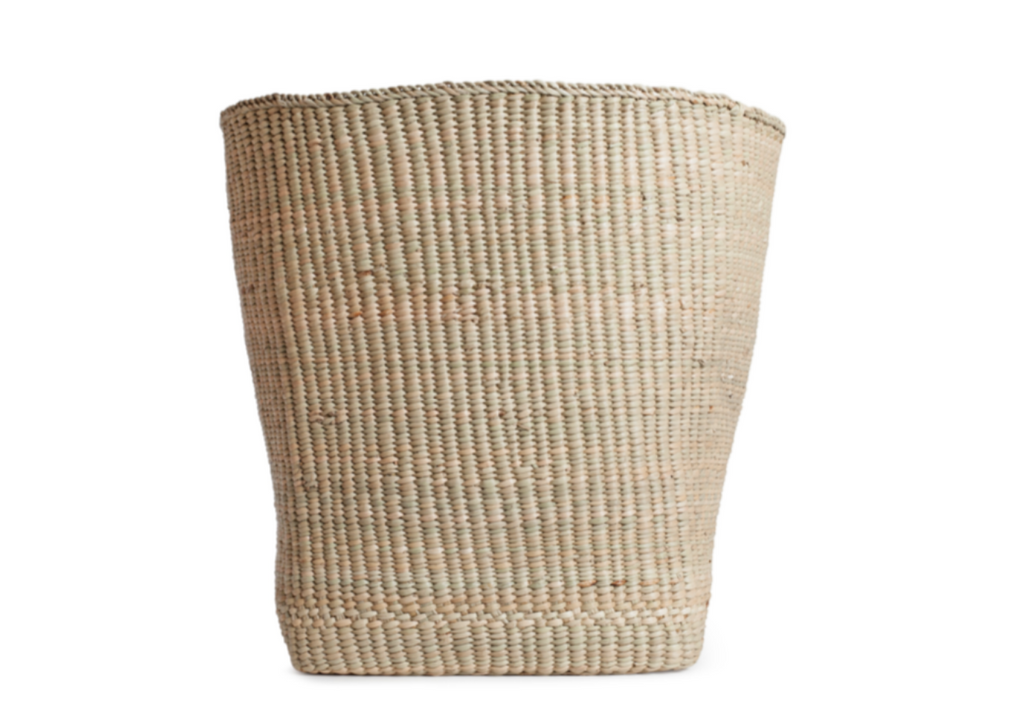 Woven Storage Basket, Tall