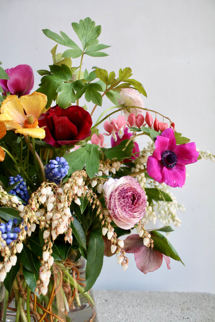 Mother's Day Edit: Mixed Farm-Fresh Floral Arrangement (Luxe)