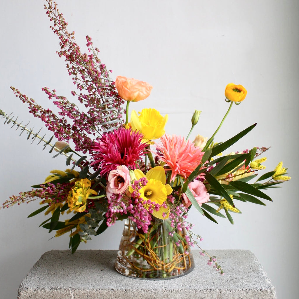 Brave Seasonal Arrangement (Medium)