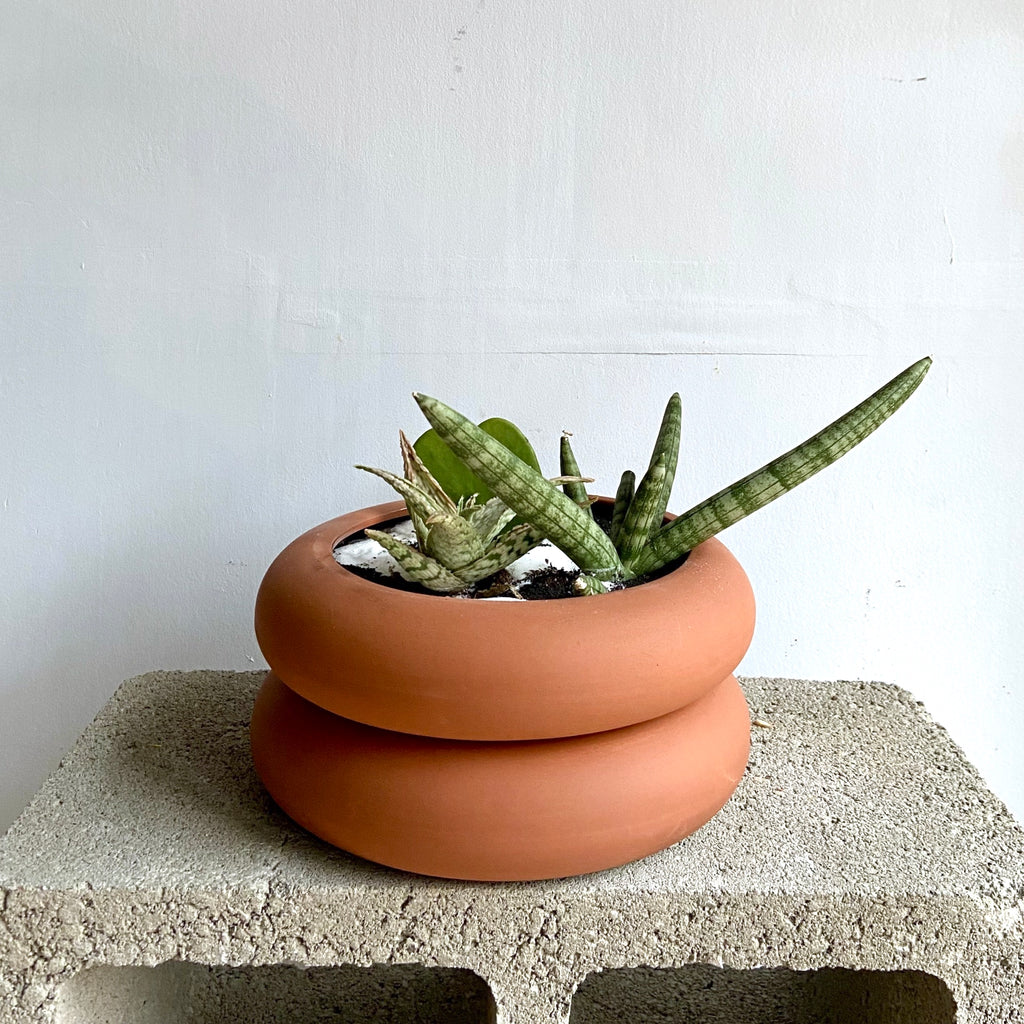 Stacking Planter, Short