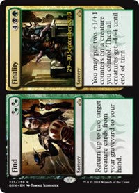 Find // Finality [Guilds of Ravnica Promos] | TCG Master
