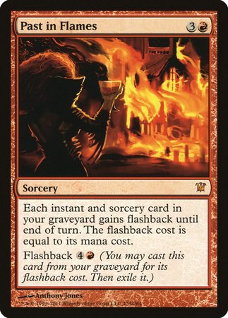 Past in Flames [Innistrad] | TCG Master