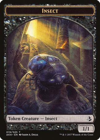 Insect Token [Amonkhet Tokens] | TCG Master