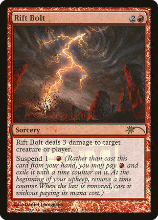 Rift Bolt [Friday Night Magic 2010] | TCG Master
