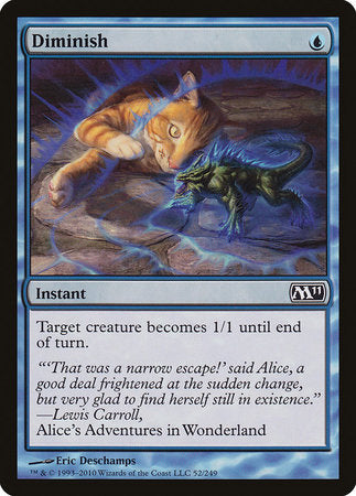 Diminish [Magic 2011] | TCG Master