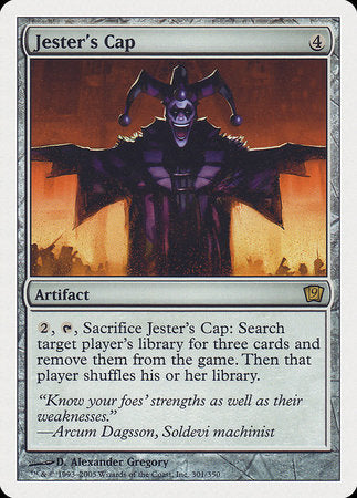 Jester's Cap [Ninth Edition] | TCG Master