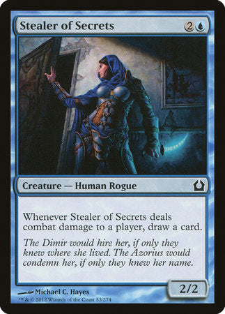 Stealer of Secrets [Return to Ravnica] | TCG Master