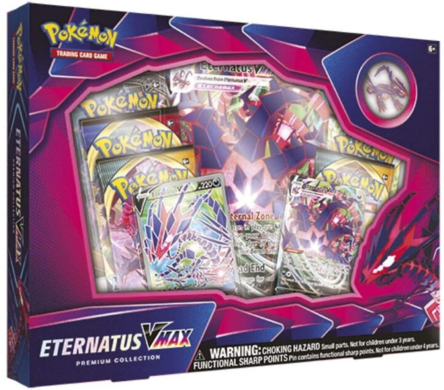 Pokemon Eternatus VMAX Premium Collection | TCG Master