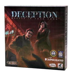 Deception Murder in HK (AR/EN) | TCG Master