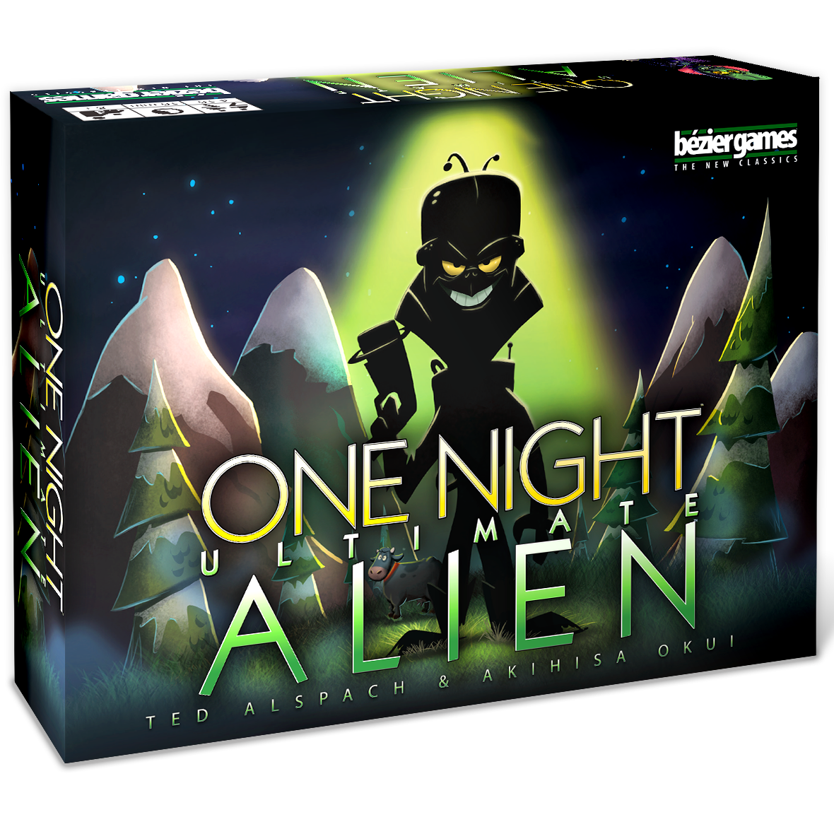 One Night Ultimate Alien | TCG Master