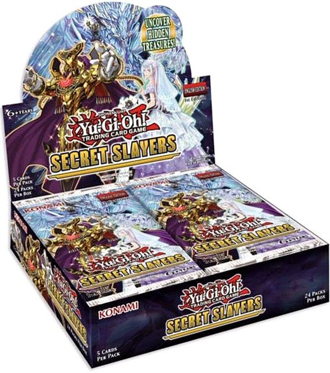 Secret Slayers Booster Box | TCG Master