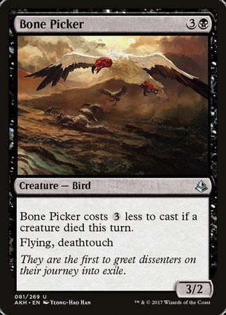 Bone Picker [Amonkhet] | TCG Master