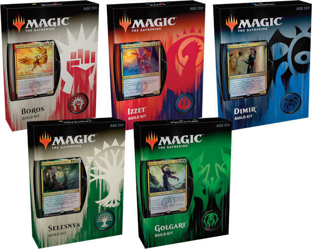 GRN Guild Kit | TCG Master