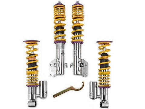 KW 2-way Clubsport Coilover kit - 2013-2018 Subaru BRZ/Scion FRS/ Toyota 86
