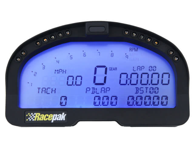 RacePak IQ3 Digital Dash 250-DS-IQ3