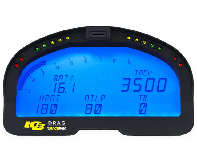 Racepak IQ3D Digital Drag Dash 250-DS-IQ3D