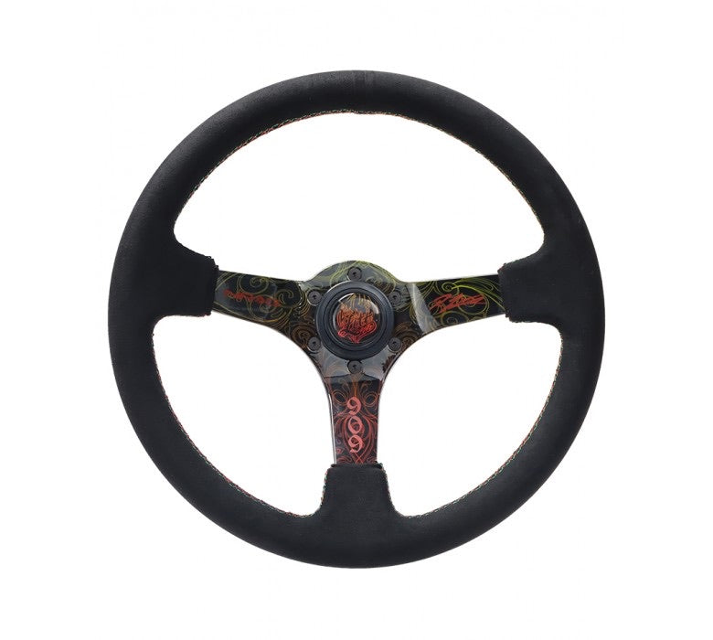 NRG RST-036MB-RL Steering Wheel