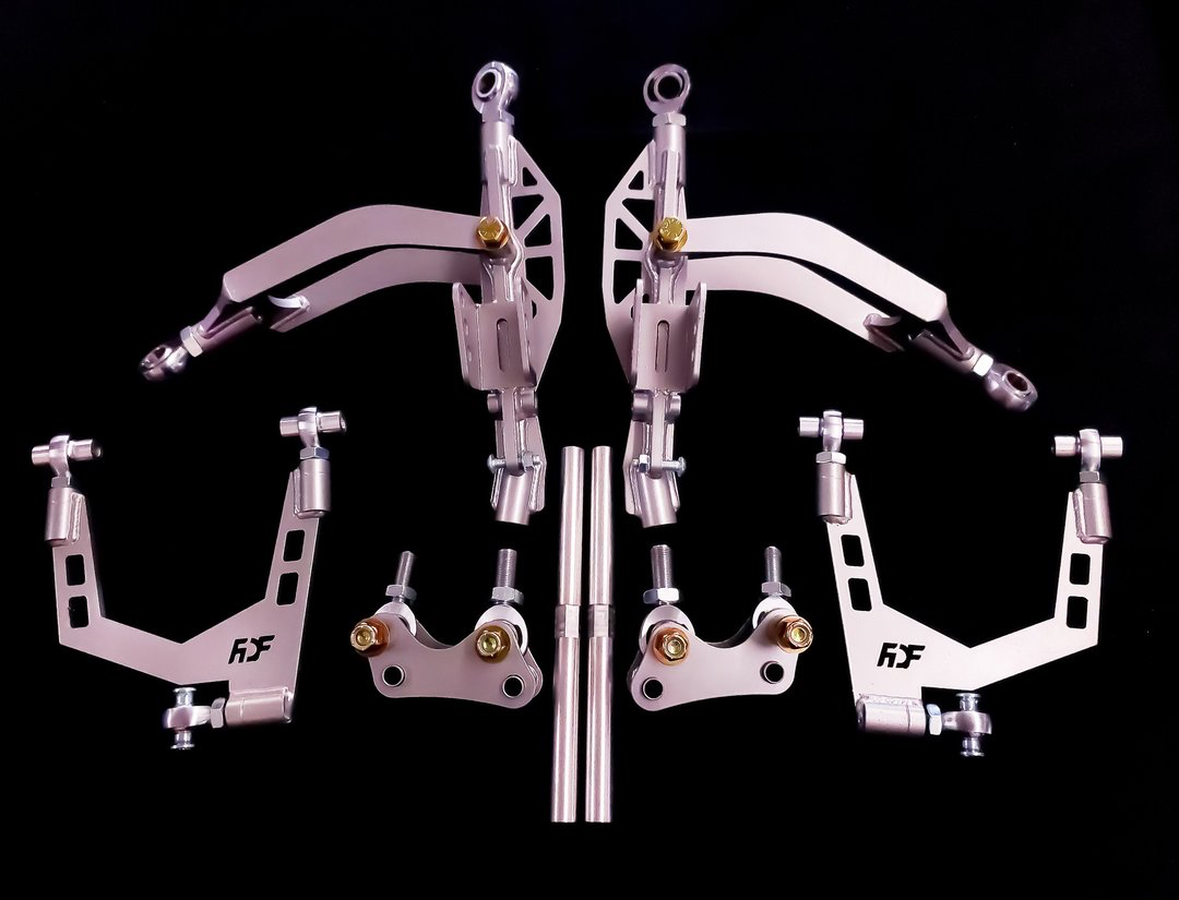 FDF RACE SHOP IS300 / IS200 / JZX90 / JZX100 MANTIS ANGLE KIT