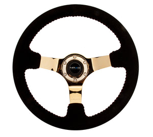 NRG RST-036GD-S Steering Wheel