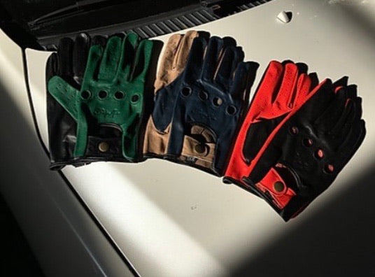 BridgeMoto Panorama Driver Gloves