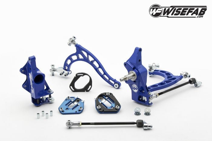 Wisefab New S13 V2 kit with rack offset spacers WF130 OFF