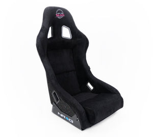 NRG FRP-303BK-PRISMA Medium Fixed Back Race Seat