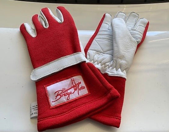 BridgeMoto Super Taikyu Race Gloves