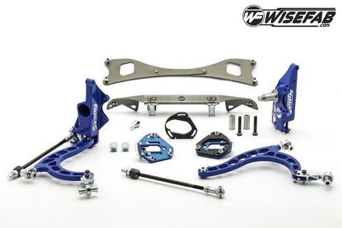 Wisefab New S14 V2 kit with rack relocation kit WF140 INS