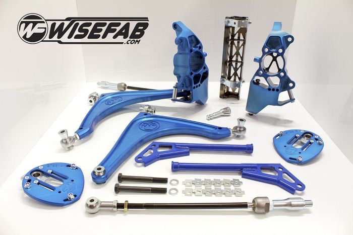 Wisefab GT86 Front Suspension Lock Kit WF860 LHD