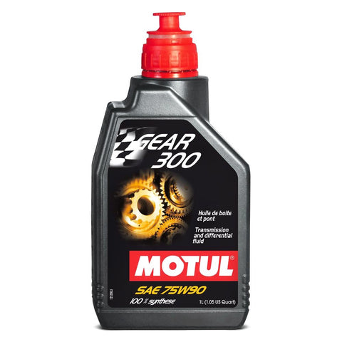 Motul Gear 300 75W-90 Synthetic 1L