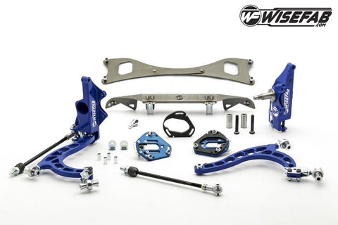 Wisefab New S13 V2 kit with rack relocation kit WF180 INS