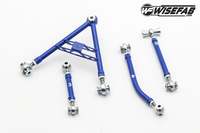 Wisefab S14 Rear Suspension Kit WF114