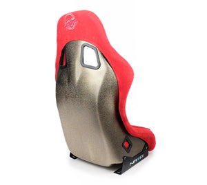 NRG FRP-303RD-ULTRA Medium Fixed Back Race Seat