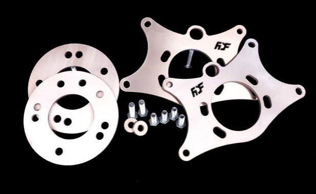 FDF Race Shop NISSAN SCHASSIS, RCHASSIS, Z32 DUAL CALIPER BRACKET