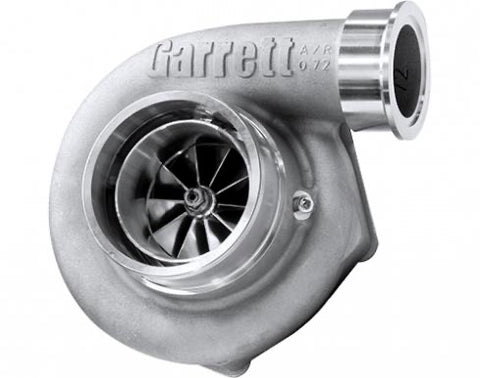 Garrett GTX3584RS Turbo Assembly Kit V-Band / V-Band 1.21 A/R P/N: 856804-5006S
