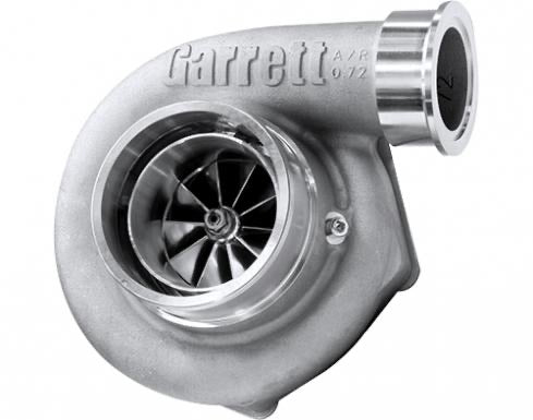 Garrett GTX3584RS Turbo Assembly Kit V-Band / V-Band .83 A/R P/N: 856804-5004S
