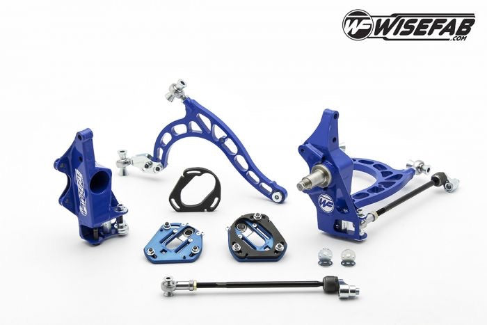 Wisefab New S14 V2 kit with rack offset spacers WF140 OFF
