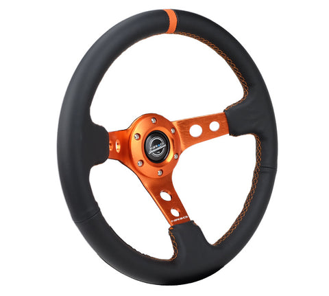 NRG RST-006OR Steering Wheel