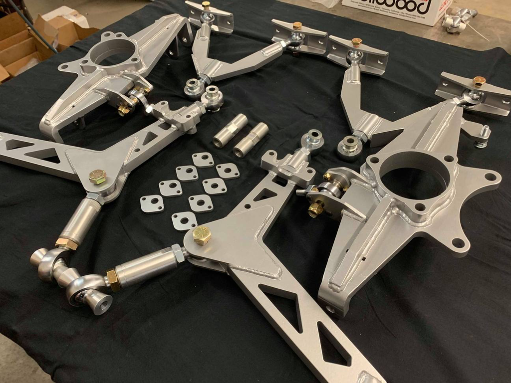 FDF Race Shop CORVETTE C5/C6 MANTIS ANGLE KIT