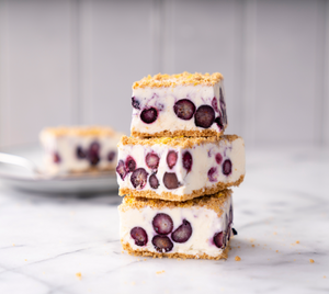 Healthy Blueberry Cheesecake Recipe