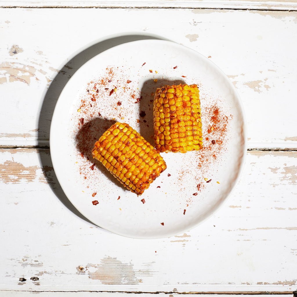 Paprika & Lime Corn on the Cob