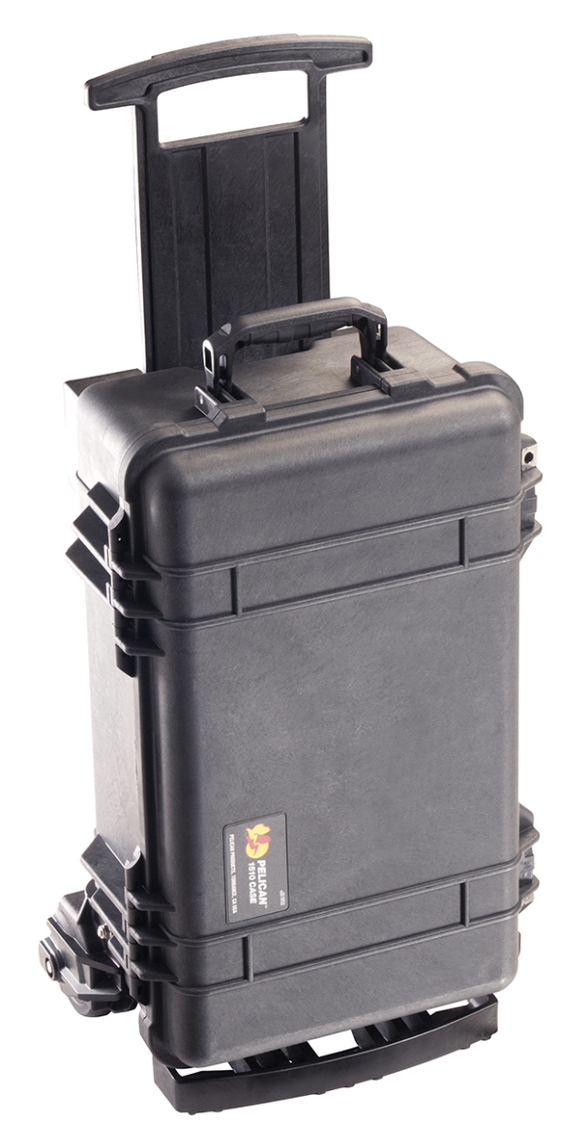 1510M Protector Mobility Case Black Front View